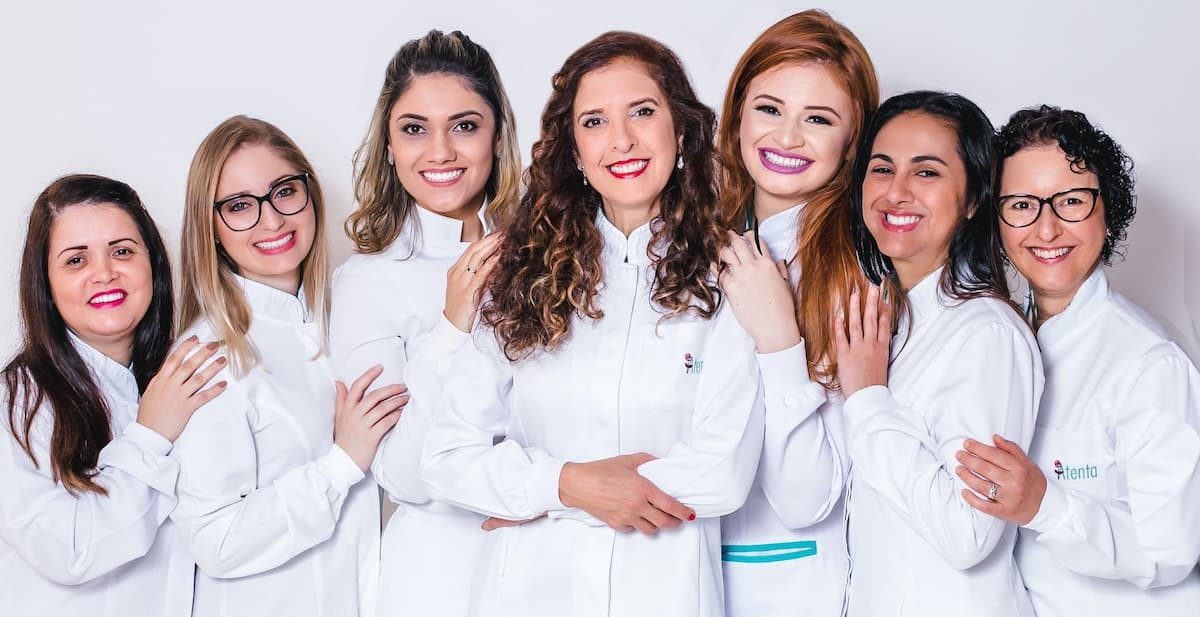 Clínica Atenta Odontologia Sistêmica - Equipe