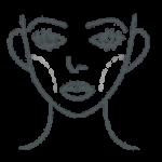 Clínica Atenta Odontologia Sistêmica - icone harmonização facial