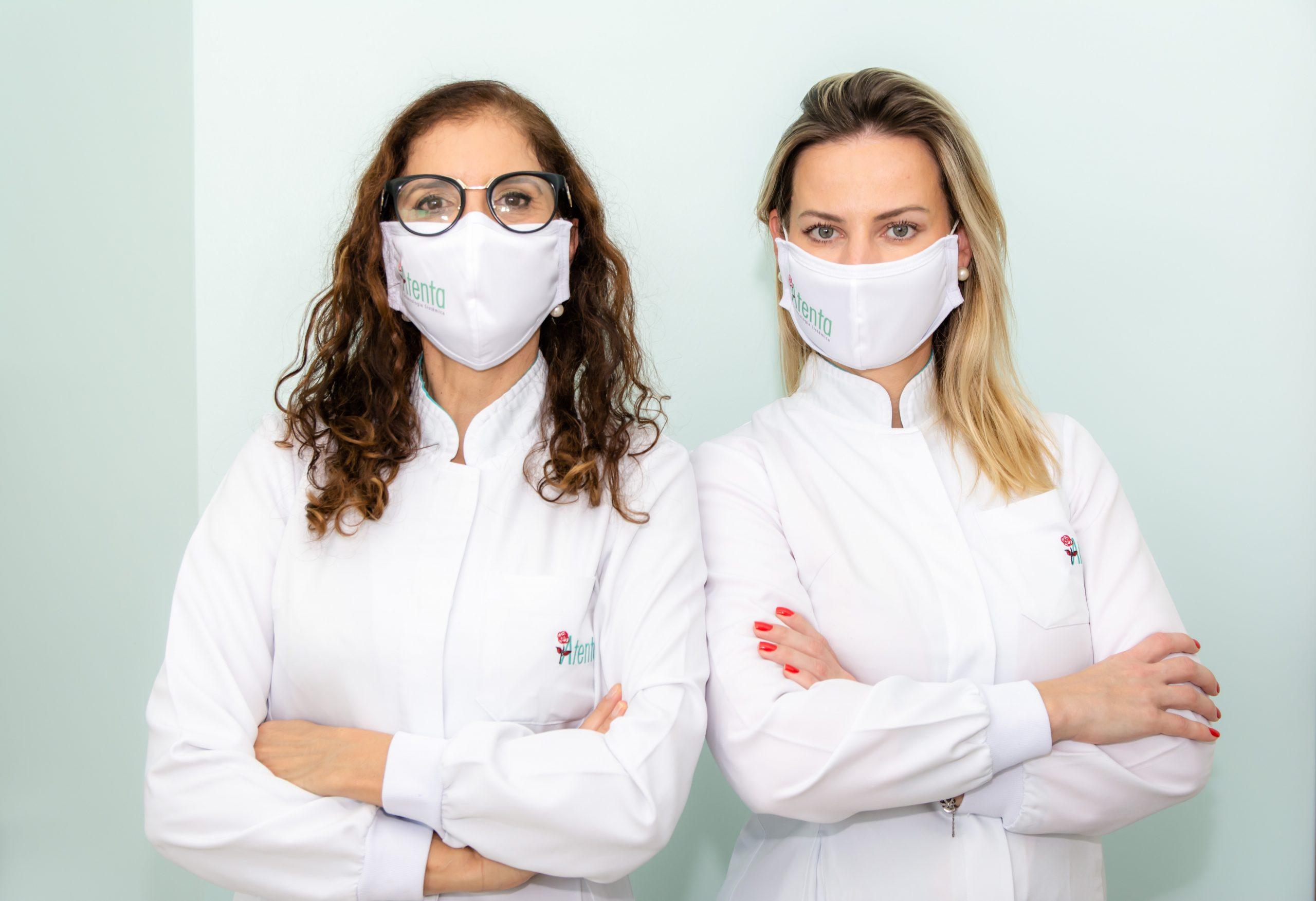 Clínica Atenta Odontologia Sistêmica - anti covid
